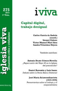 Presentación del número 275: Capital digital, Trabajo desigual