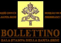 Puntualización del Vaticano sobre la reunión