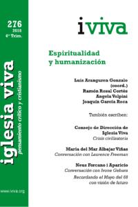 Nº 276: Espiritualidad y humanización