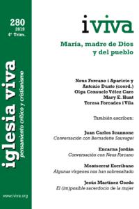 Primer monográfico de Iglesia Viva sobre María de Nazaret